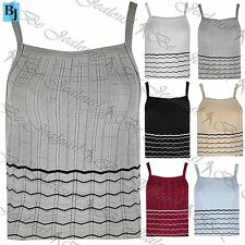 Unbranded Acrylic Sleeveless Tops & Shirts for Women