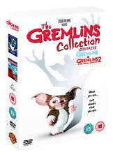 GREMLINS & GREMLINS 2 - DVD - REGION 2 UK