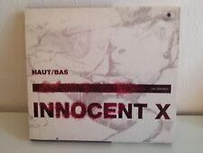 CD ALBUM  INNOCENT X Haut / bas LBLC 6630 HM 83