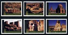 UN - Vienna 2005 Egypt World Heritage . Booklet Singles/6 . Mint Never Hinged