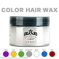 Japan Hair Color Wax Instant Hair Colour Wax High Quality - Gold Blonde