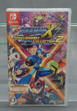 Nintendo Switch Rockman X Anniversary Collection 2 JAPAN NEW (REGION FREE)(5)***