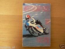 MOTORSPORT IN FOTO'S 1974, SAARINEN, TRIAL, CROSS, RACE,DECOSTER,ABERG,HAILWOOD