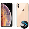 2 Front + 2 Back PET FULL BODY Film Screen Protector For Apple iPhone XR XS MAX