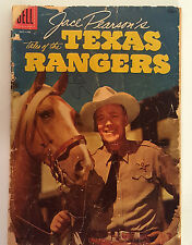 Jace Pearson's Tales of the Texas Rangers #14 Good Condition 2.0  wwvintage5star