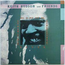 Keith Hudson And Friends - Studio Kinda Cloudy LP UK  Trojan Records TRLS 258