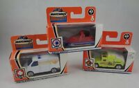 Matchbox Mattel Wheels Die Cast Hero City #14 #43 #65 - Set of 3