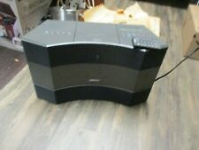 New listing Bose Acoustic Wave Music System Model Cd-3000 Power Cord Remote