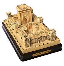 Jerusalem's Holy Temple Statue