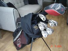Mens Left Handed Callaway & TaylorMade Golf Clubs
