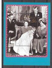 St Vincent Bequia 1987 150 Anniv Coronation Victoria Souvenir Sheet MNH (SC# 250