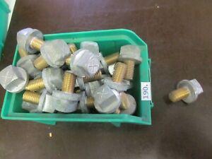 190) Posten Batterie Polschrauben M 14x27 Batteriepolschrauben Polverbinder