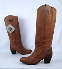 NEW!! Frye 'Jackie' Button Boot- Brown Nubuck- Size 11 B   (B14)