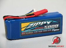 Turnigy Zippy 5000mAh 4S 14.8V  Lipo Battery 4 cell for Rc Car Plane Helicopter