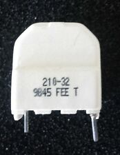 34PCS- Inductance Self FEE 210-32, 220µH, 1A - 1 barre / 1 tube 34 pieces