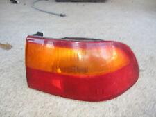 HONDA CIVIC 92-95 Right Passenger Side Tail Light SEDAN 4 DOOR RH OUTER OEM USED