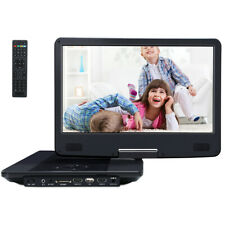 """14"""" Portable Blu-ray DVD Player Rechargeable 270°Swivel Screen HDMI SD USB Dolby"""