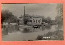 More details for chequers inn & ferry bablock hythe nr oxford rp pc used l leach  ah510