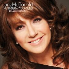 JANE MCDONALD THE SINGER OF YOUR SONG CD NEU DELUXE EDITION