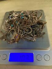 103.7 GRAMS STERLING SILVER SCRAP/NOT SCRAP MIXED JEWELRY ALL STAMPED 925