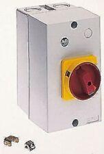 Allen Bradley  Circuit Breakers Enclosure Box For 140M-C Rating IP65 Lot Of 5