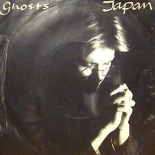"""Japan(7"""" Vinyl P/S)Ghosts-Virgin-VS472-UK-VG/VG+"""