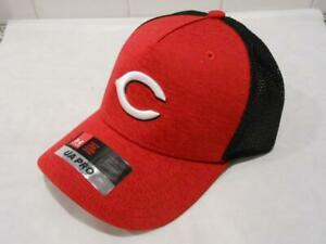 New Cincinnati Reds Under Armour Pro Fit Mesh Back Youth Boys Adjustable Hat B59