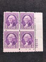 us stamps plate blocks Scott 720 MNH Lot3-2