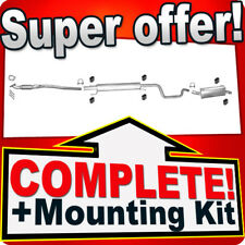 OPEL ZAFIRA B 1.6 16V 105HP Since 2005 +Pipe Silencer Exhaust System T05