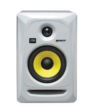 """KRK Rokit 5 RP5 G3 50W 5"""" 2-Way Powered Studio Monitor White New"""