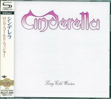 CINDERELLA LONG COLD WINTER Japan RMST 2012 SHM HIGH FIDELITY CD - GIFT PERFECT