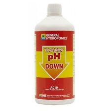 Reductor / Bajador / Regulador de pH Down GHE pH- (1L)