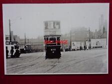 PHOTO  SHEFFIELD TRAM - TRAM NO 473 COULSTON ST WICKER