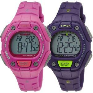 Timex Women's Ironman 50 Lap Chronograph Running Sports 37mm Watch