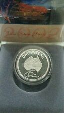 Willie: Australia 1 dollar Silver proof 2002(Outback)