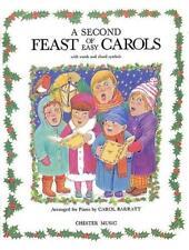 Carol Barratt: A Second Feast Of Easy Carols CH55449