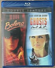NEW BOLERO / GHOSTS CANT DO IT BLU RAY DOUBLE FEATURE RARE OOP SHOUT FACTORY