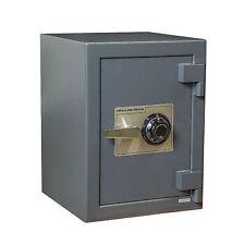 Hollon Safe B-Rated Burglary Cash Box Safe Combination Dial Lock B2015C