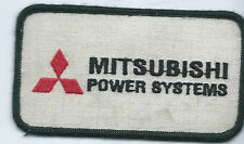 Mitsubishi Power Systems patch 2-1/2 X 4-1/2 #602