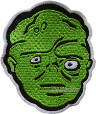 The Toxic Avenger Face Embroidered Patch Melvin Last Temptation Citizen Toxie