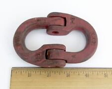"Coupling Link Model T-8 Thickness 1/2"" Quik-Alloy *No Screw Pin*"