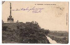 CPA 49 - ANGERS (Maine et Loire) - 139. La Roche de Mûrs - R. Rivière