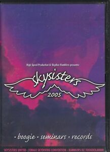 SKYSISTERS 2005~FEMALE SKYDIVING CONVENTION~RAMBLERS DZ TOOGOOLAWAH~MINT DVD