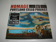 Portland Cello Project Homage LP New Mint vinyl only bonus track + Download card