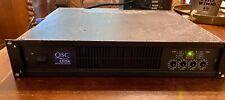 QSC CX254 Four Channel Amplifier