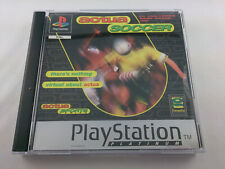 Actua Soccer Platinum Sony PlayStation 1 1997 PS1 PAL Spiel Game