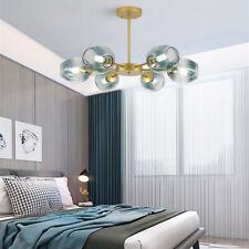 Large Chandelier Lighting Glass Lamp Kitchen Pendant Light Bedroom Ceiling Light