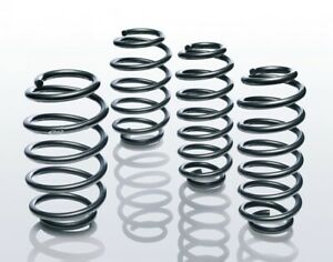 Eibach Pro Kit Springs fits VW Golf Mk7 (5G1,BQ1,BE1,BE2) 2.0 GTI TCR