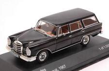 Mercedes 230 S Universal 1967 Black 1:43 Model WB207 WHITEBOX