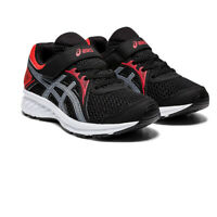 Asics Boys Jolt 2 PS Running Shoes Trainers Sneakers Black Sports Breathable